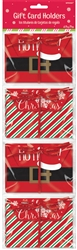 Holiday Gift Card Holder | Party Supplies
