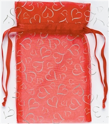 "Organza 7"" Bags 