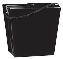 Black Quart Pail | Party Supplies