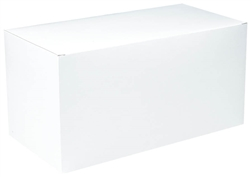 "White Gift Box - 6"" x 12"" x 6"" 