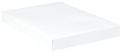 "White Gift Box - 14-3/4"" x 9-1/2"" x 2"" 