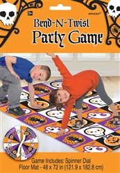 Halloween Bend and Twist Game