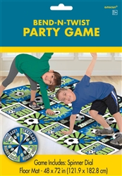 Soccer Fan Bend & Twist Game | Party Supplies