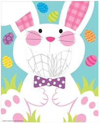Bunny Disc Toss | Party Supplies