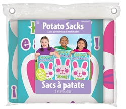 Easter Potato Sacks | Party Supplies