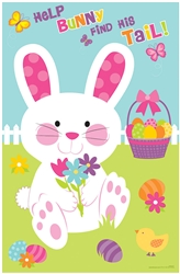 Pin-The-Tail On The Bunny | Party Supplies