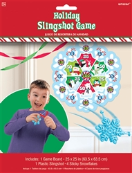 Holiday Slingshot Game | Party Supplies