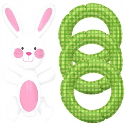 Bunny Inflatable Game | Party Supplies