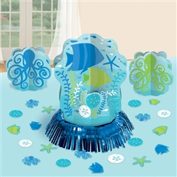 Summer Sea Table Decorating Kit | Luau Party Supplies