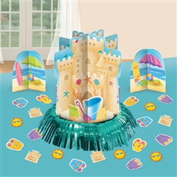 Fun In The Sun Table Decorating Kits | Party Supplies