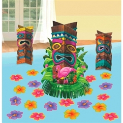 Tiki Table Decorating Kits | Party Supplies