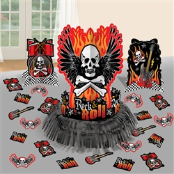 Rock On Table Decorating Kit | Party Supplies