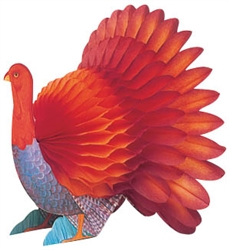 Turkey Centerpieces, 6"