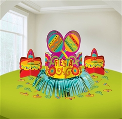 Fiesta Table Decorating Kit | Party Supplies