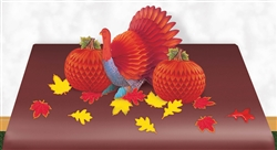 Thanksgiving Table Decorating Kits | Party Supplies