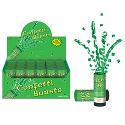 Green Confetti Party Favors for Sale