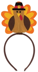 Turkey Headband | Party Supplies