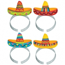 Sombrero Headbands | Party Supplies