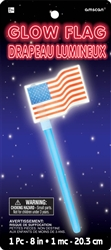Patriotic American Flag Glow Stick | Party Supplies