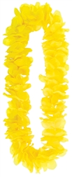 Yellow Paradise Leis | Party Supplies