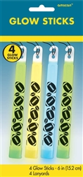 Football Glow Sticks | Football Party Supplies