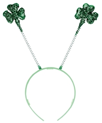 Shamrock Head Bopper | St. Patrick's Day Shamrock Head Bopper