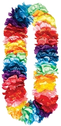 Rainbow Divine Leis | Party Supplies