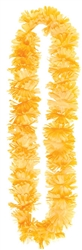 Orange Summer Breeze Leis | Party Supplies