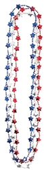 Patriotic Star Beads | Party Supplies