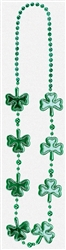 Shamrock Necklace | St. Patrick's Day Shamrock Beads