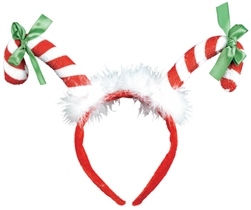 Candy Cane Headband | Party Supplies
