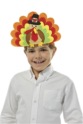 Happy Turkey Day Headband | Party Supplies