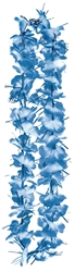 Blue Tinsel Leis | Party Supplies