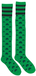 St. Patrick's Day Knee High Socks | St. Patrick's Day Socks