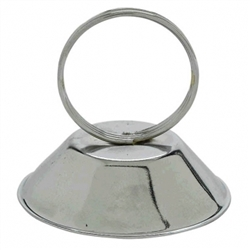 Place Card Holder - Silver | Party Supplies