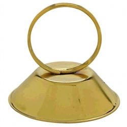 Place Card Holder - Gold | Party Supplies