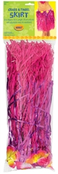 Combo Tinsel Hula Skirt - Adult | Party Supplies
