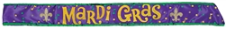 Mardi Gras Sash | Party Supplies