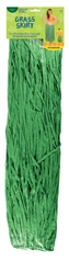 Green Grass Skirt - Adult | Party Supplies