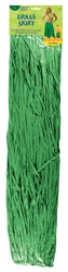 Green Grass Skirt - Adult XL | Party Supplies