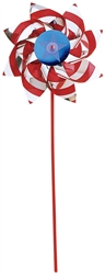 Patriotic Pinwheel - 18"