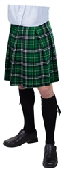 Green Plaid Kilt - Adult | St. Patrick's Day Kilt