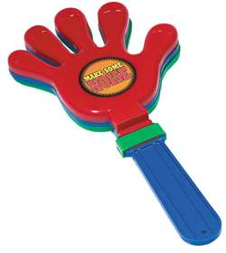 Giant Plastic Clapper - 15"