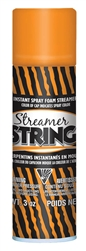 Orange Streamer String | Party Supplies