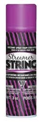 Purple Streamer String | Party Supplies