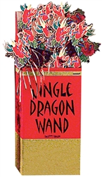 Chinatown Jingle Dragon Wand
