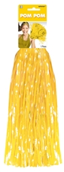 Yellow Pom Pom Mixes | Party Supplies