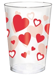 Valentine's Day Tumblers | Valentines Day Cups
