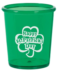 St. Patrick's Shot Glass | Party Supplies