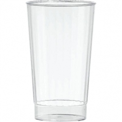 Clear Premium Quality Boxed Tumblers - 16 oz. | Party Supplies